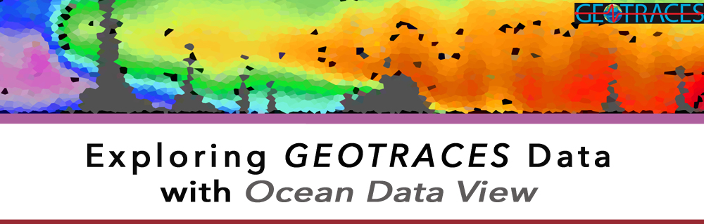 Banner GEOTRACES odv l