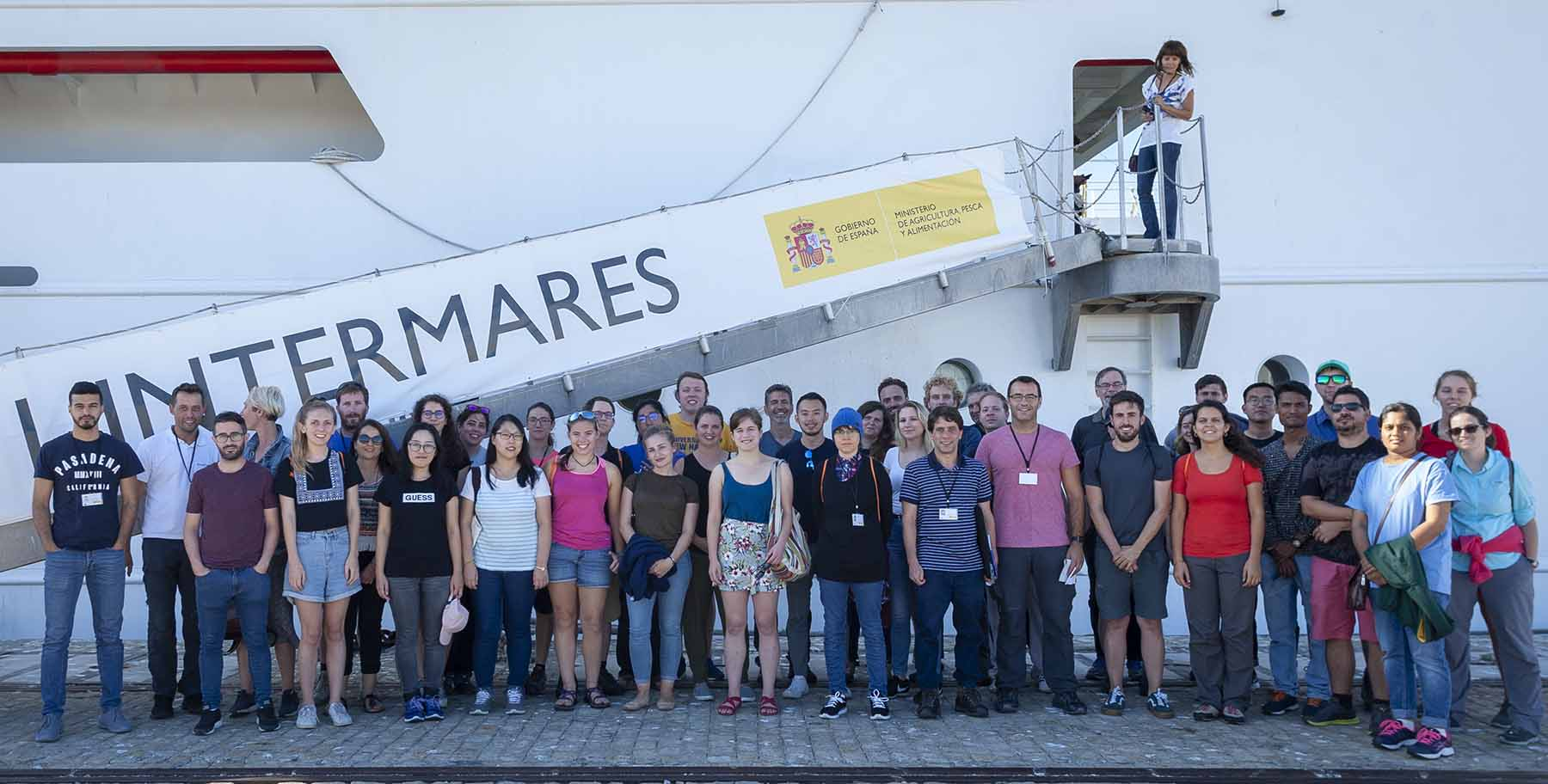 2019 GEOTRACES Summer School participants