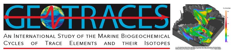 GEOTRACES eNewsletter logo